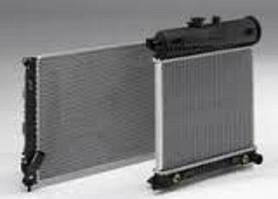 Радіатор водяного охлаждення дв. Є2 Еталон