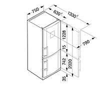 Холодильник Liebherr CBNP 5156, фото 8