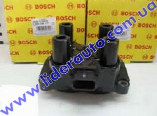 Катушка запалювання ВАЗ 1117-19, ВАЗ 2110-15, ВАЗ 2123-31, Газель Бізнес аналог: 4601.3706 (пр-во Bosch)
