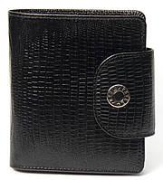 Женское портмоне PETEK 346 Черно-красный (346-041-A31)