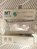 Мезороллер MT + гиалуроновая сыворотка, 190 игл из медицинской стали. 2 мм., фото 2