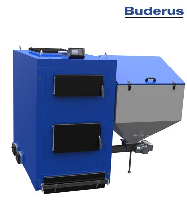 Котел твердотопливный Buderus Elektromet EKO-KWP