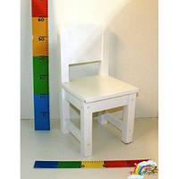 Детская мебель  Стілець дитячий великий колiр 54х28х28 РУДІ