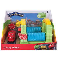 Игровой набор Chuggington Станция для мойки  паровозиков Jazwares (JW38570/38571)