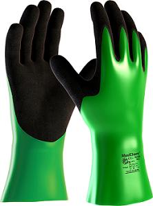 Защитные перчатки от химикатов MaxiChem® 56-630