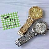 Годинники жіночі кварцові PANDORA. Стильні жіночі годинники в золоті та сріблі. Стильні годинники., фото 2