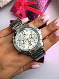 Годинники жіночі кварцові PANDORA. Стильні жіночі годинники в золоті та сріблі. Стильні годинники., фото 3