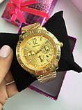 Годинники жіночі кварцові PANDORA. Стильні жіночі годинники в золоті та сріблі. Стильні годинники., фото 4