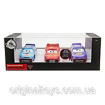 Набор Машинки Тачки 3 Disney
