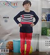 Детская пижама для мальчика SEXEN 68020
