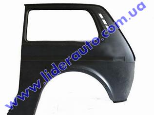 Панель крыла заднего левого 2121 (пр-во АвтоВАЗ)  21210-5401065-00