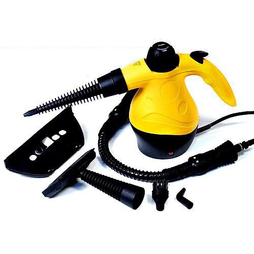 Отпариватель с функцией пароочистителя Steam Cleaner DF-A001 - бытовой пароочиститель