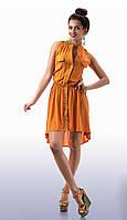 Короткое летнее платье (р. 42-48)