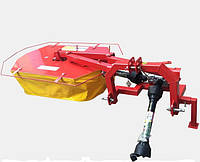 Косилка на минитрактор, роторная косилка,КРН-1,35, с карданным валом, фото 1