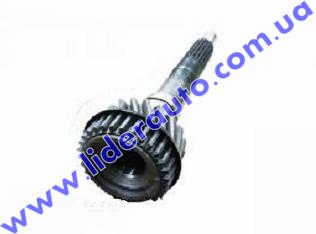 Вал первичный КПП ВАЗ 2105 (17 зуб) (пр-во Волжский)
