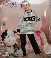 Детская пижама для девочки SEXEN 66062
