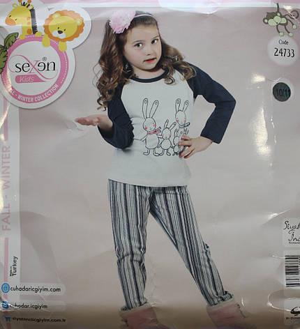 Детская пижама для девочки SEXEN 24733, фото 2