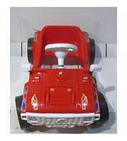 Игрушка детская  Машинка для катания педальная К