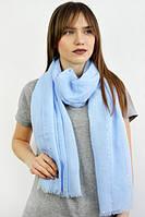 Голубой шарф под штаны