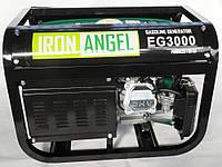 Генератор бензиновый Iron Angel EG3000  (2,5 кВт)