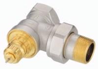 Термостатический клапан угловой Danfoss RA-G 20 для однотрубной системы отопления