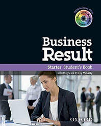 Business Result Starter Student's Book with DVD-ROM and Interactive Workbook