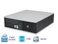 Системный блок 2-ядра 2,6HGz/ 4GB - DDR2/160Gb