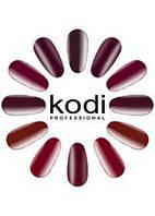 "Гель-лаки Kodi Professional ""Basic collection"" Wine (w)"