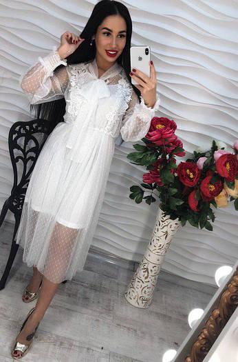 Платье. (554)