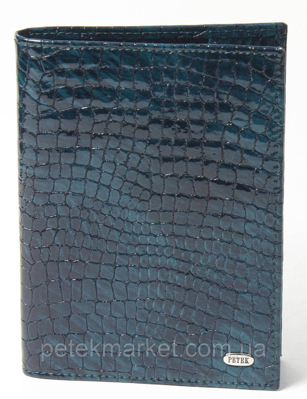 Обложка для паспорта PETEK 581 Красный (581-46B-10)