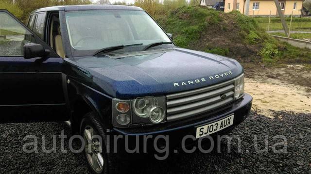 Б/у запчасти Land Rover Vogue