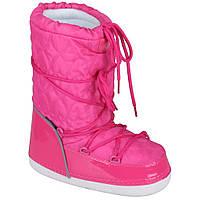 Сноубутсы Розовый 33/34 Coqui (56209 Pink)