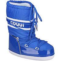 Сноубутсы Синий 29/30 Coqui (56210 Blue)