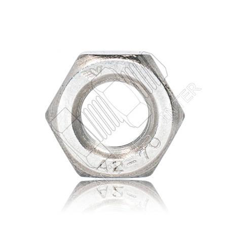 Гайка нержавеющая М16 DIN 934| аналог ГОСТ 5915-70 сталь А2/А4