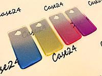 TPU чехол Gradient для Huawei Y6 PRO (4 цвета)