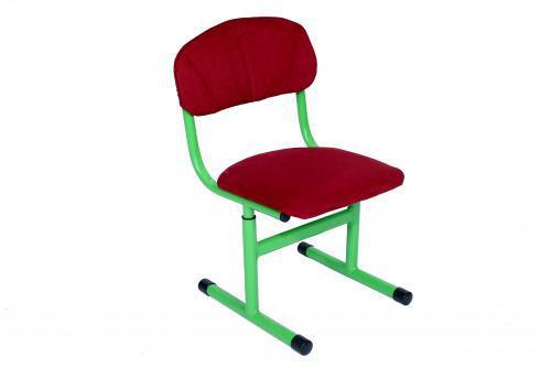 Детский стул Т-образный в ткани