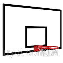 Щит баскетбольный 1.2*0.9 м