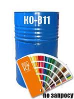 Эмаль кремнийорганическая термостойкая КО-811 +400С серая