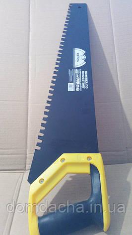 Ножовка по пенобетону СТАЛЬ 700 мм, фото 2
