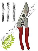 Секатор садовый, для обрезки деревьев чистый срез