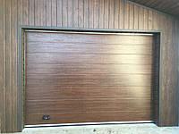 Гаражные секционные ворота  DoorHan 3160*2270, автоматические, фото 1