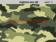 Камуфляж военный хаки KPMF