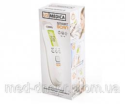 Бесконтактный инфракрасный термометр US MEDICA Smart Scan, фото 2
