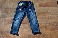 Брюки для девочки джинсы 1-4 года, фото 1