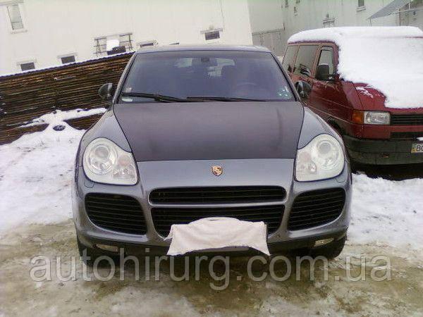 Б/у запчасти Porsche Cayenne 955 4.5 turbo