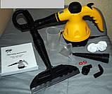 Отпариватель с функцией пароочистителя Steam Cleaner DF-A001 - бытовой пароочиститель, фото 3