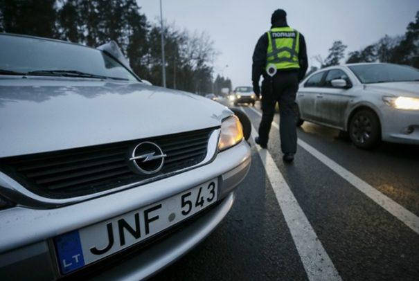 Растаможка авто из Литвы в Украину