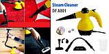 Отпариватель с функцией пароочистителя Steam Cleaner DF-A001 - бытовой пароочиститель, фото 4