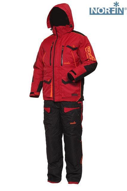 Зимний костюм Зимний костюм Norfin Discovery Limited Edition (бордо) размер XXXL