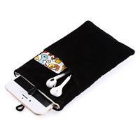 Защитная сумка из кордуарной ткани с двойным слоем для хранения Чёрный